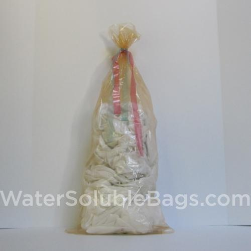 gold water soluble bags