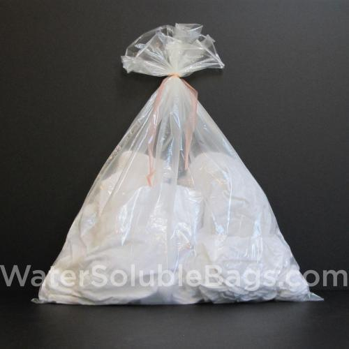 cold water soluble laundry bags