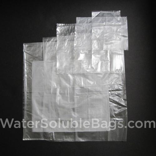 small water soluble bags
